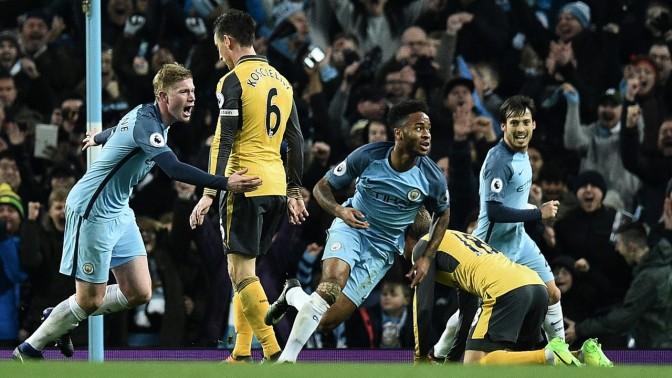 Man City v Arsenal: The Breakdown