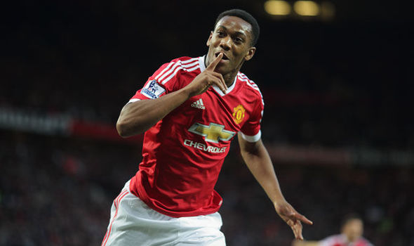 Martial Art – Anthony Martial Performance Analysis