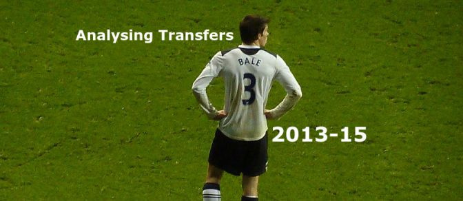 Analysing Transfers 2013-15