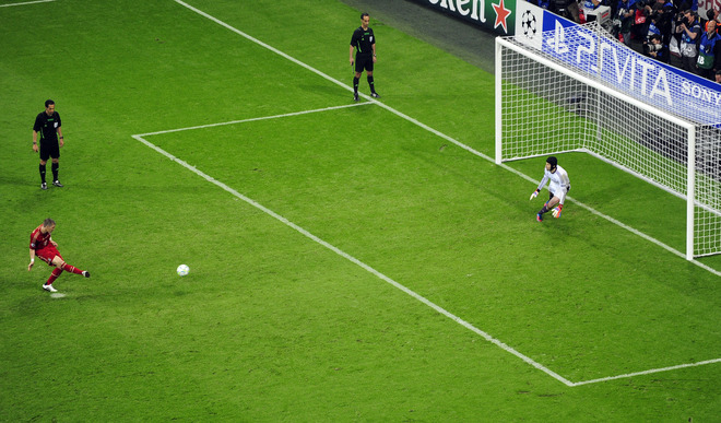 The Science Behind the Perfect Penalty
