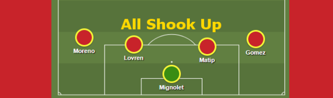 All Shook Up: Understanding Liverpool's defensive fragility using clustering