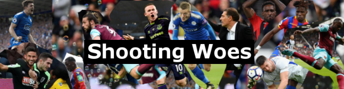 Shooting Woes: Analysing the worst performing teams in the Premier League