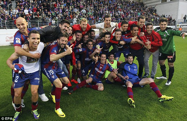 SD Eibar: Unique, Thrilling, and Fascinating