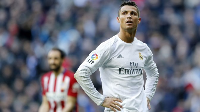 Diagnosing Cristiano Ronaldo's Goalscoring Issues