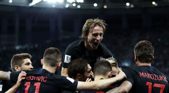 The Destruction of Los Gauchos: Analysis on Argentina's meltdown vs Croatia